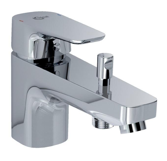 Mitigeurs de douche ideal standard achat vente de mitigeurs de douche ideal standard - Mitigeur bain douche monotrou ...
