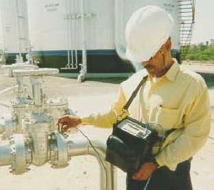 Quantification de fuites de gaz vpac