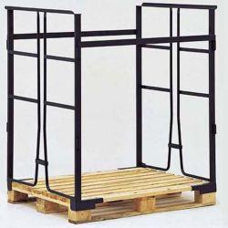 rehausses de palettes tous les fournisseurs rehausse palette en bois rehausse palette. Black Bedroom Furniture Sets. Home Design Ideas