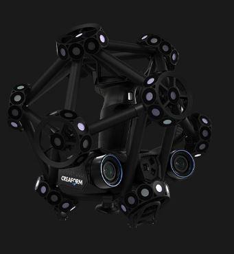 Scanner sur mmt optique metrascan 3d
