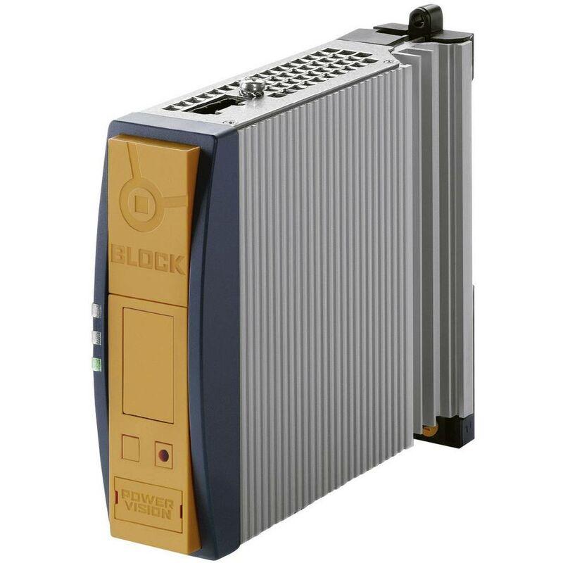 ALIMENTATION RAILS DIN 48 V/DC 5 A 240 W PVSE 230/48-5 S95359 - BLOCK