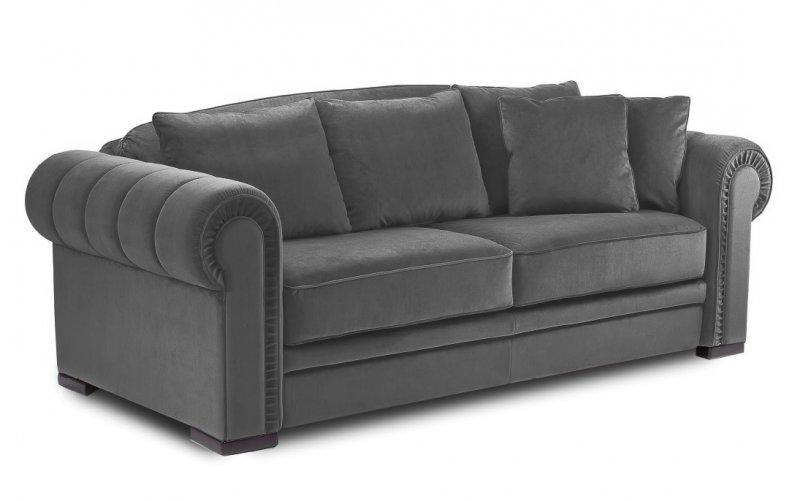 Canape chesterfield convertible systeme rapido couchage for Canape convertible bon couchage