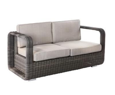 sofa 2 places newpalm. Black Bedroom Furniture Sets. Home Design Ideas