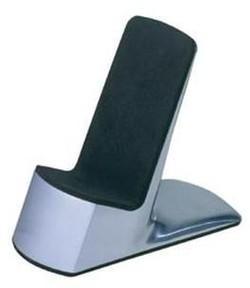 support de telephone portable. Black Bedroom Furniture Sets. Home Design Ideas