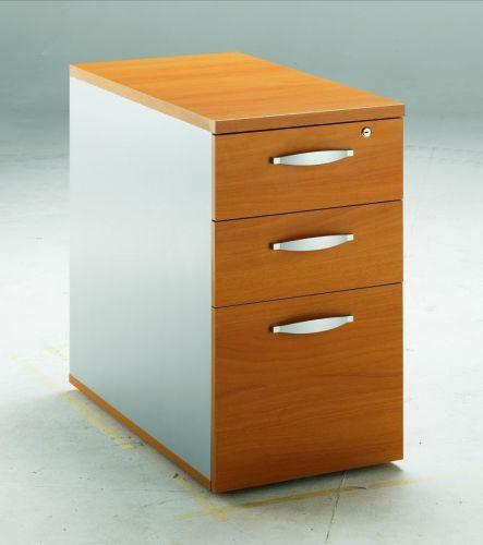 Caissons de bureaux fixes comparez les prix pour for Bureau 75 cm largeur