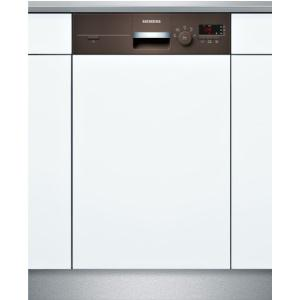 siemens lave vaisselle 45cm integrable sr55e402eu sr 55 e 402 eu brun. Black Bedroom Furniture Sets. Home Design Ideas