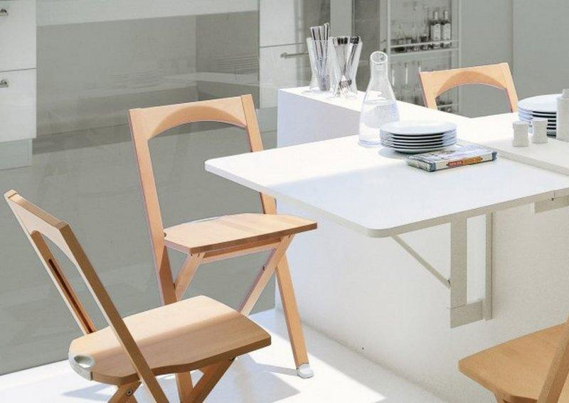 Tables pliables calligaris achat vente de tables for Table pliante pour studio