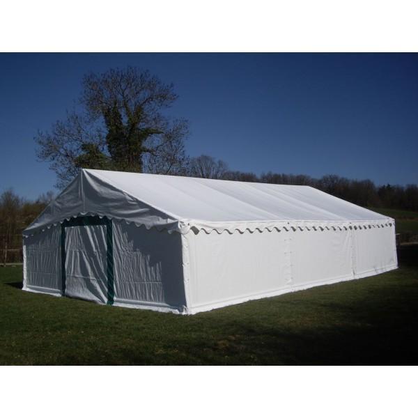 barnum tente de reception super plein air 6x12 complete 72 m toit blanc trigano mdc. Black Bedroom Furniture Sets. Home Design Ideas