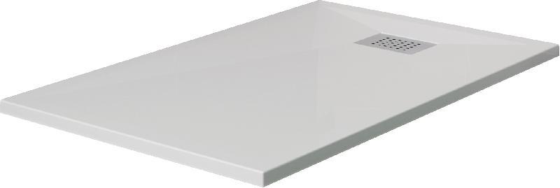 receveur kinesurf extra plat antid rapant rectangulaire 120 x 90 cm blanc comparer les. Black Bedroom Furniture Sets. Home Design Ideas