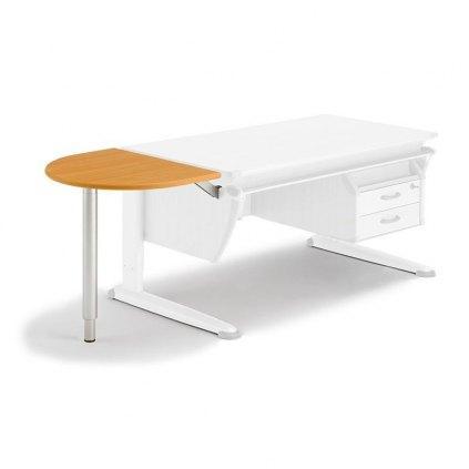 addition 1 2 top bureau moll ergonomique. Black Bedroom Furniture Sets. Home Design Ideas