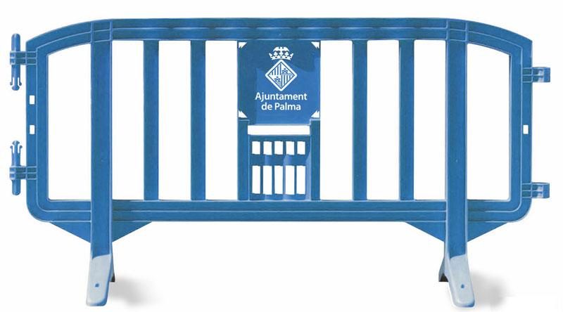 Barrieres mobiles de securite tous les fournisseurs - Vallas de obra precio ...
