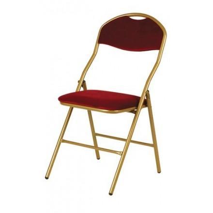 Chaise pliante versailles for Chaise pliante confortable