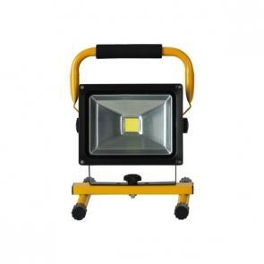 clairage de chantiers projecteur led sur batterie. Black Bedroom Furniture Sets. Home Design Ideas