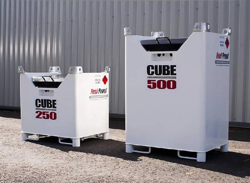 Réservoir gasoil cube