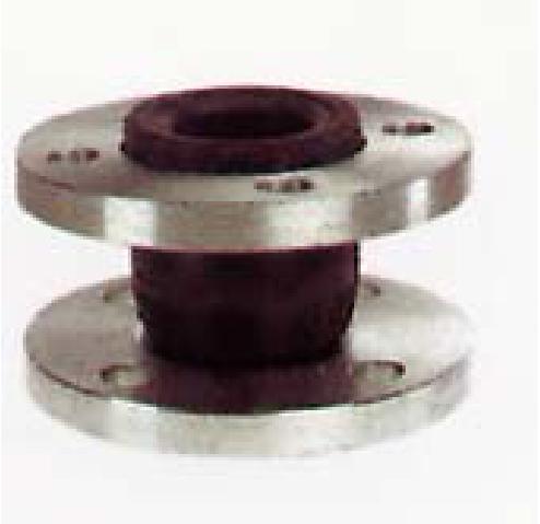 Compensateur de dilatation anti vibratoire