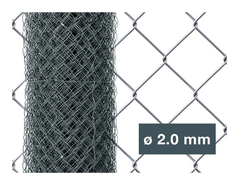 grillage simple torsion professionnel rouleau 25m galva 1 75 t25 qofipro comparer les prix. Black Bedroom Furniture Sets. Home Design Ideas
