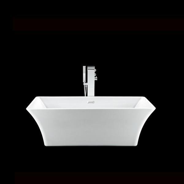baignoire lot design rectangulaire chester blanche 169 cm comparer les prix de baignoire lot. Black Bedroom Furniture Sets. Home Design Ideas