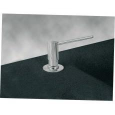 distributeur de savon nickel bross franke collection novita. Black Bedroom Furniture Sets. Home Design Ideas