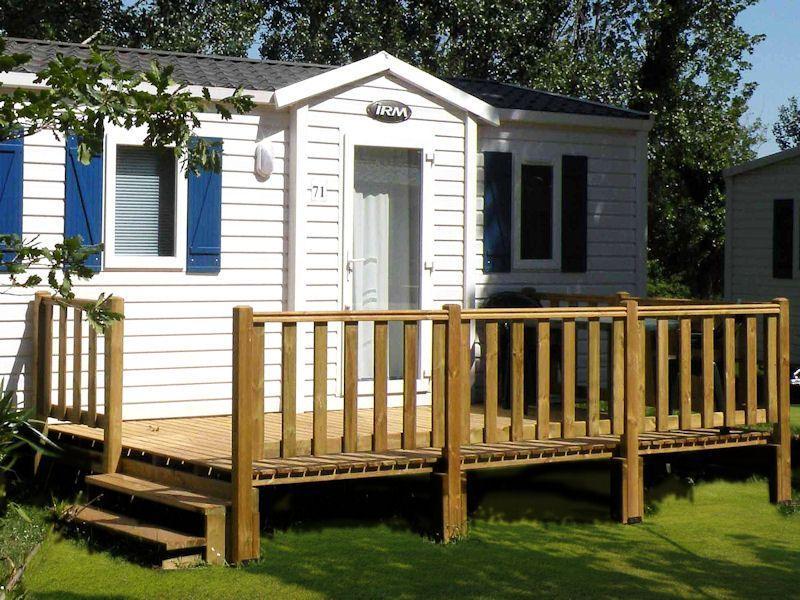 terrasse composite pour mobil home