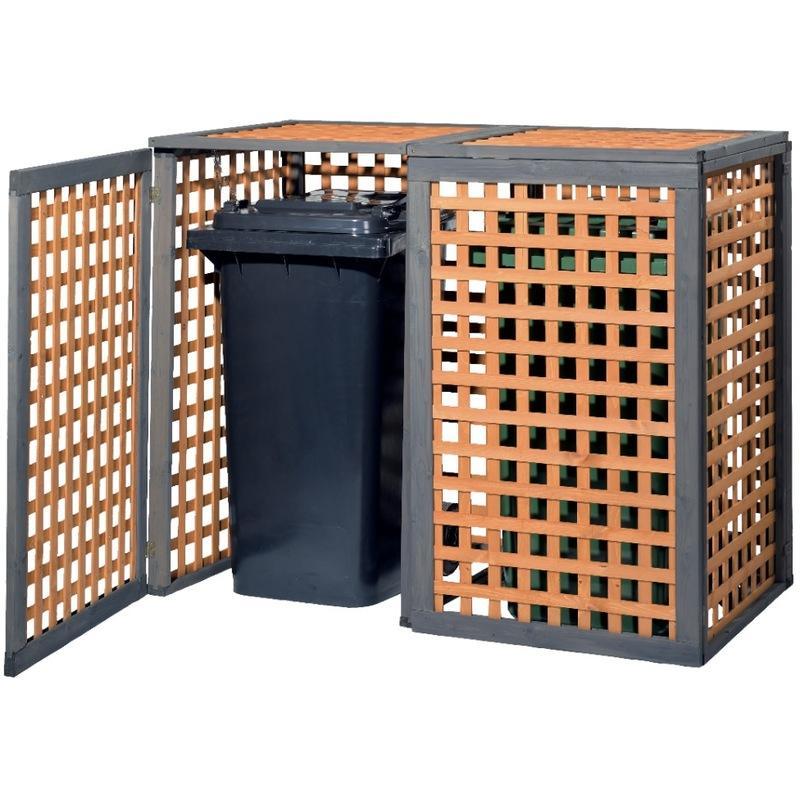 cache conteneur pour d chet gaspo achat vente de cache conteneur pour d chet gaspo. Black Bedroom Furniture Sets. Home Design Ideas