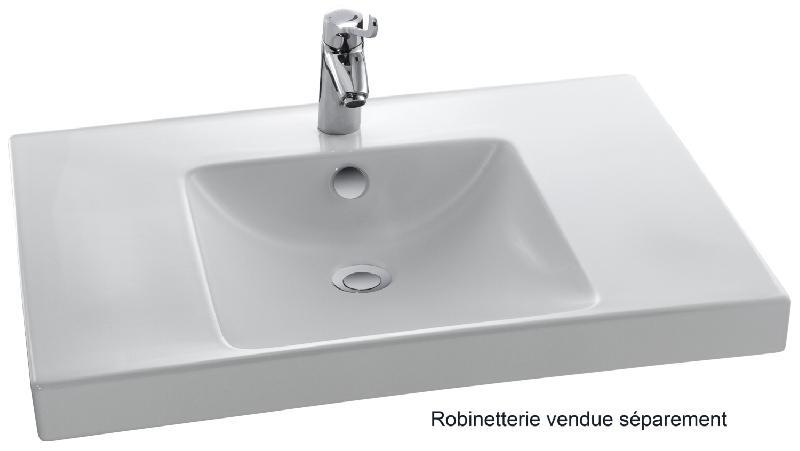 Beautiful tablette salle de bain sans percer images - Tablette salle de bain ikea ...