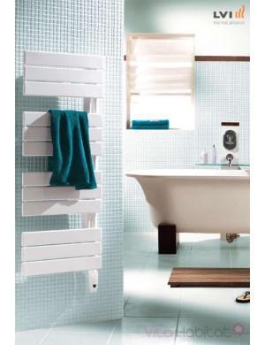s che serviettes lvi silay ir 500w fluide 3870016 collecteur vertical gauche comparer. Black Bedroom Furniture Sets. Home Design Ideas