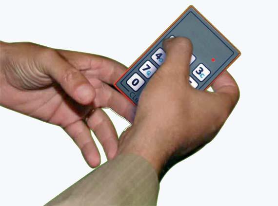Boîtier de vote interactif