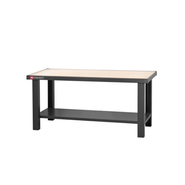 etabli 2m dessus bois facom comparer les prix de etabli 2m dessus bois facom sur. Black Bedroom Furniture Sets. Home Design Ideas