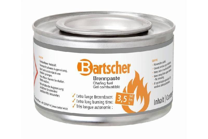 GEL COMBUSTIBLE POUR CHAFING DISH BARTSCHER - 72 BOÎTES DE 200 G