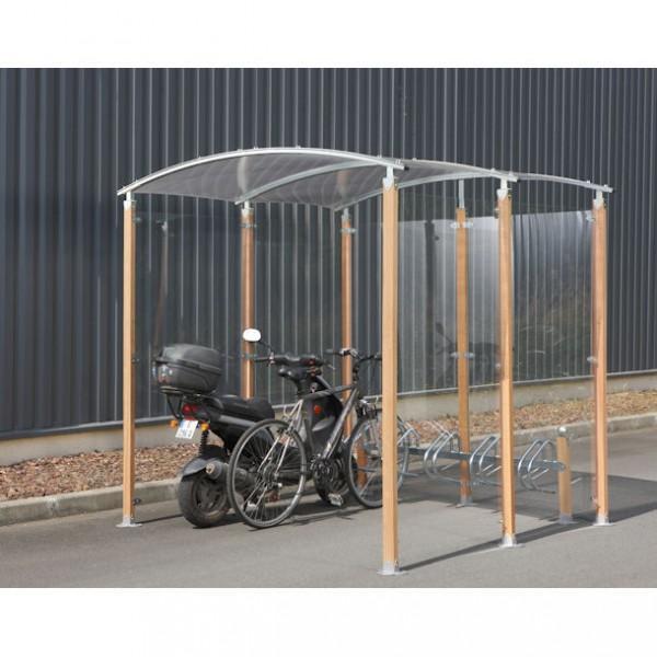 abris a velos tous les fournisseurs abri pour deux roues abri moto et velo abri cycle. Black Bedroom Furniture Sets. Home Design Ideas