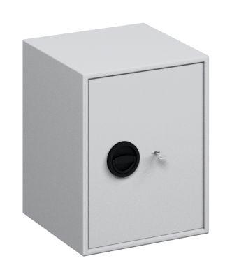 coffre fort encastrable corps une paroi paisseur 3 mm porte double paroi h x l x p. Black Bedroom Furniture Sets. Home Design Ideas