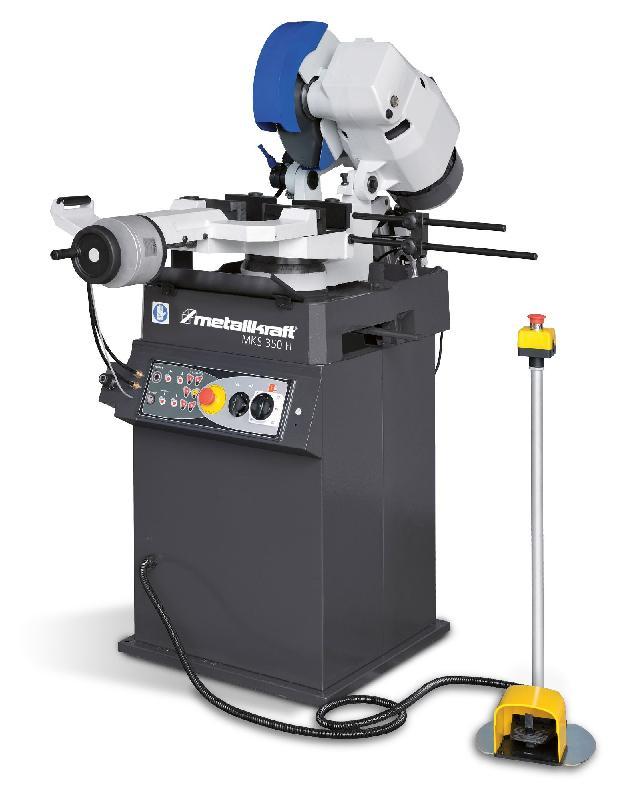 Tronçonneuse semi-automatique - ø 350 mm metallkraft mks350h