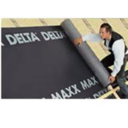 Bâche de chantier sous toiture - delta maxx