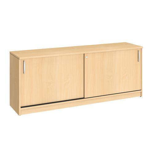 bahut h 73 x l 185 cm bois bruneau excellens bruneau comparer les prix de bahut h 73 x l 185. Black Bedroom Furniture Sets. Home Design Ideas