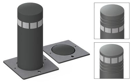 bornes escamotables semi manuelles tous les fournisseurs. Black Bedroom Furniture Sets. Home Design Ideas