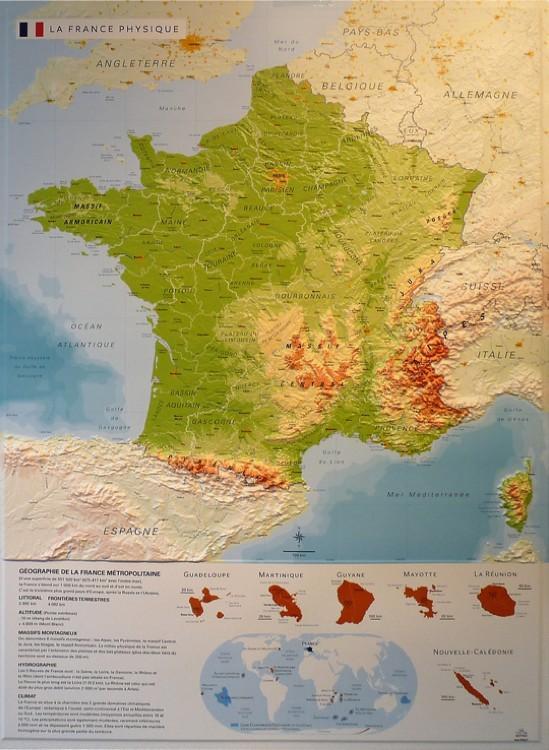 Cartes Geographiques 16 Fournisseurs Sur Helloprofr