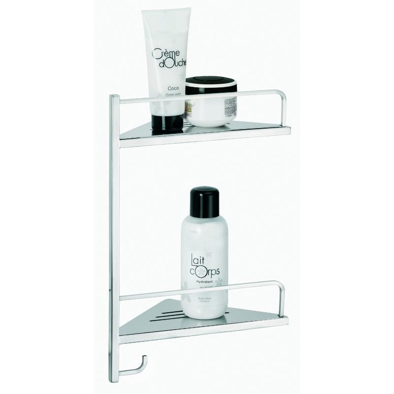 Equipements de salle de bain allibert achat vente de - Etagere d angle douche ...