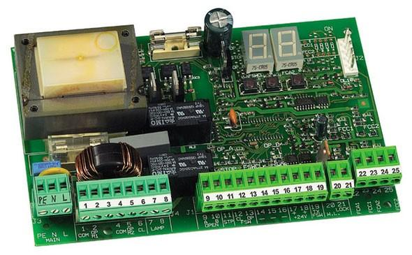 PLATINE FAAC 455 D ( FAAC 790917 )