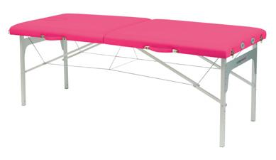 Table pliante aluminium/tendeur standard c-3411m65