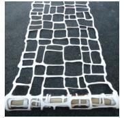 CREATION SUD - MATRICE VIEILLES DALLES (50M²) - IDST60 - PMAVDA