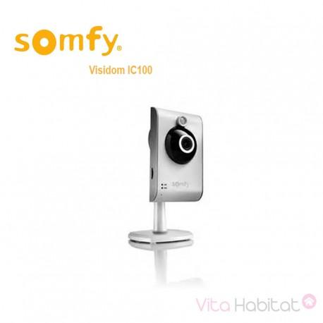 cam ra de vid osurveillance somfy achat vente de cam ra de vid osurveillance somfy. Black Bedroom Furniture Sets. Home Design Ideas