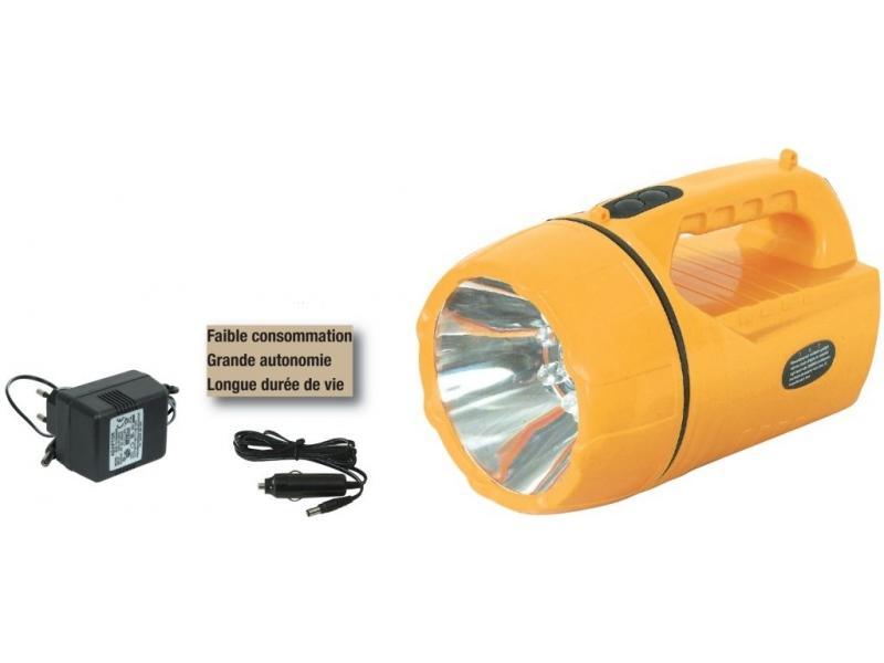 LAMPE TORCHE LONGUE PORTÉE 6V 15 W VIGILIGHT GIGALUX - SODISE | 02280