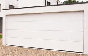 global market produits portes de garage sectionnelles