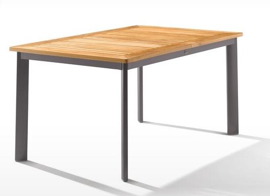 Table De Jardin Plastique Imitation Bois