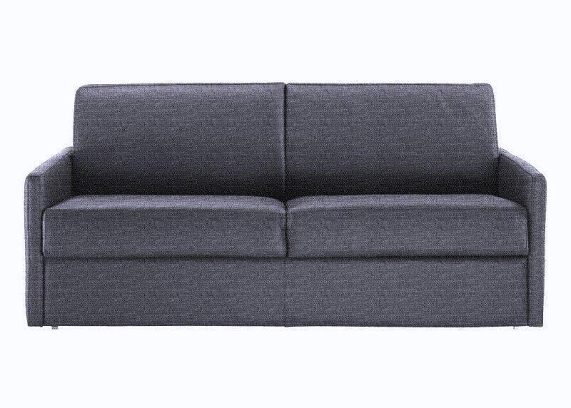 canap sun elite convertible ouverture rapido matelas m mory 140cm tweed graphite edition. Black Bedroom Furniture Sets. Home Design Ideas