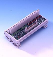 Interface multi-relais - flac - francelog dhf