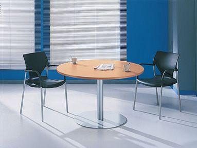 Tables rondes polyvalentes tous les fournisseurs table for Diametre table ronde 4 personnes