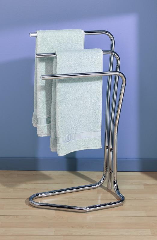 Pat res porte serviettes allibert achat vente de - Porte serviette 3 barres ...