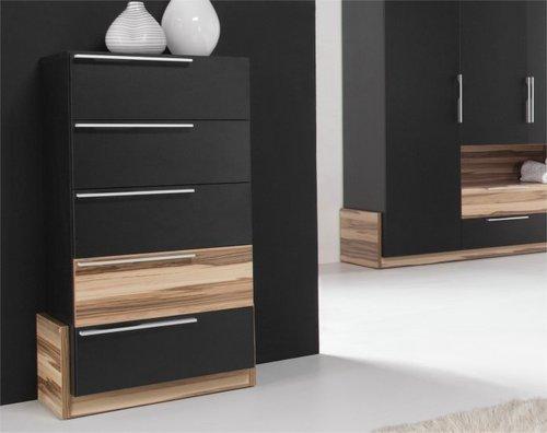 commode b black. Black Bedroom Furniture Sets. Home Design Ideas