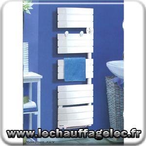 radiateur s che serviettes noirot cali bain 350w comparer. Black Bedroom Furniture Sets. Home Design Ideas
